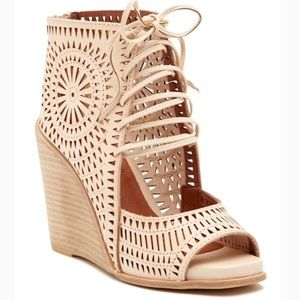Jeffrey Campbell Rayos Wedges - 8.5 -  NEVER WORN